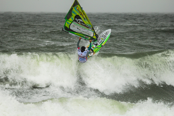 Kauli Seadi beim Windsurf World Cup Sylt-1