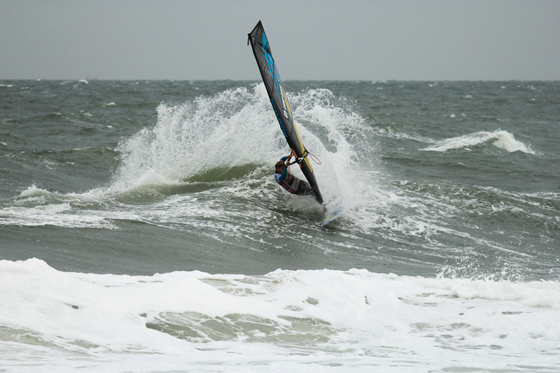 Kauli Seadi beim Windsurf World Cup Sylt-2