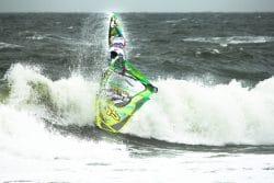 Kauli Seadi beim Windsurf World Cup Sylt 250x167 - 10 Stunden Freestyle und Wave Action beim Windsurf World Cup am Stück