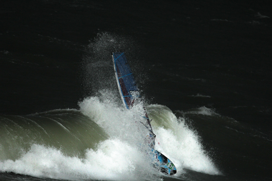 Ross Williams beim Windsurf World Cup Sylt-1