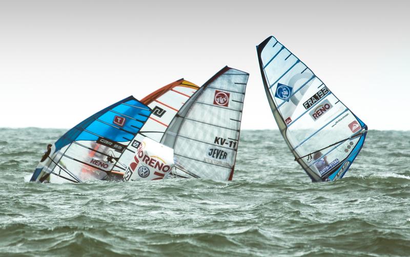 Slalom Match Day One – Windsurf World Cup Sylt 2012 01