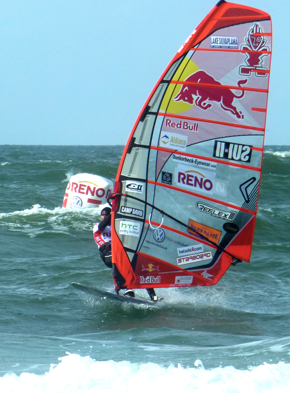 Slalom Match Day One – Windsurf World Cup Sylt Björn Dunkerbeck
