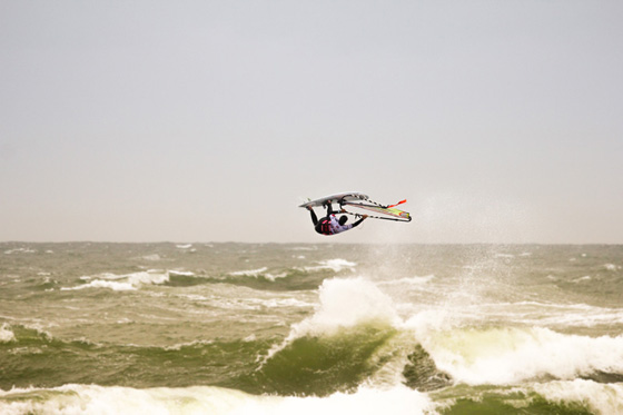 Steffi Wahl_Windsurf World Cup Sylt_2012