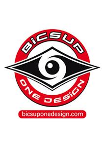 bic sup one design logo