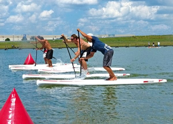 BIC ACE-TEC Wing 12'6 – Das SUP One Design Wunder