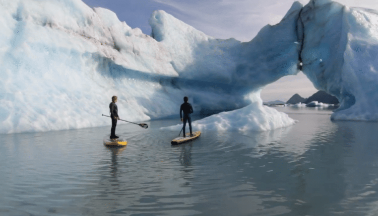 Naish Stand Up Paddling mit Kai Lenny & Kevin Langeree – ALASKA REVEALED