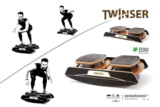 sensoboard twinser