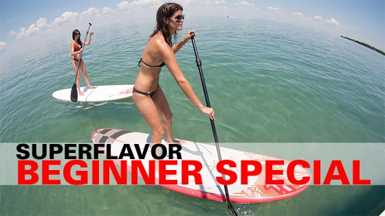 sup beginner special superflavor