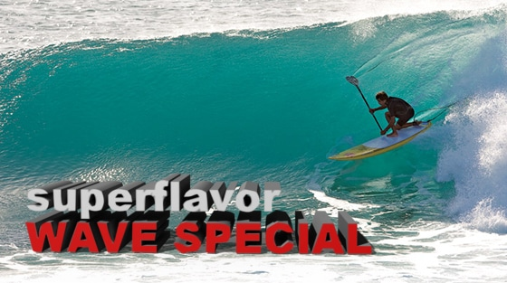 superflavor sup wave gebrauchtboards