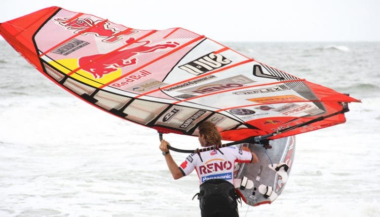 PWA Livestream vom Windsurf World CUP Sylt 2012