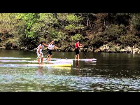 Video thumbnail for youtube video 2012 SUP World Racing Champion Kai Lenny – Video Highlights – SUPERFLAVOR SURF MAGAZINE