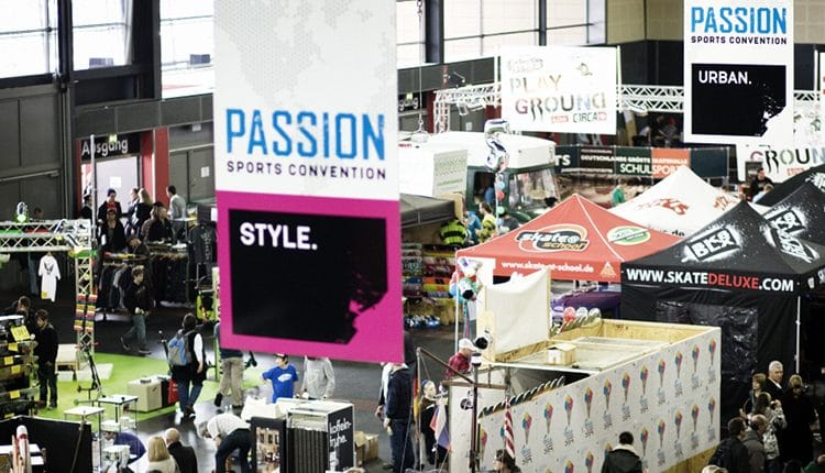 PASSION sports convention 2013