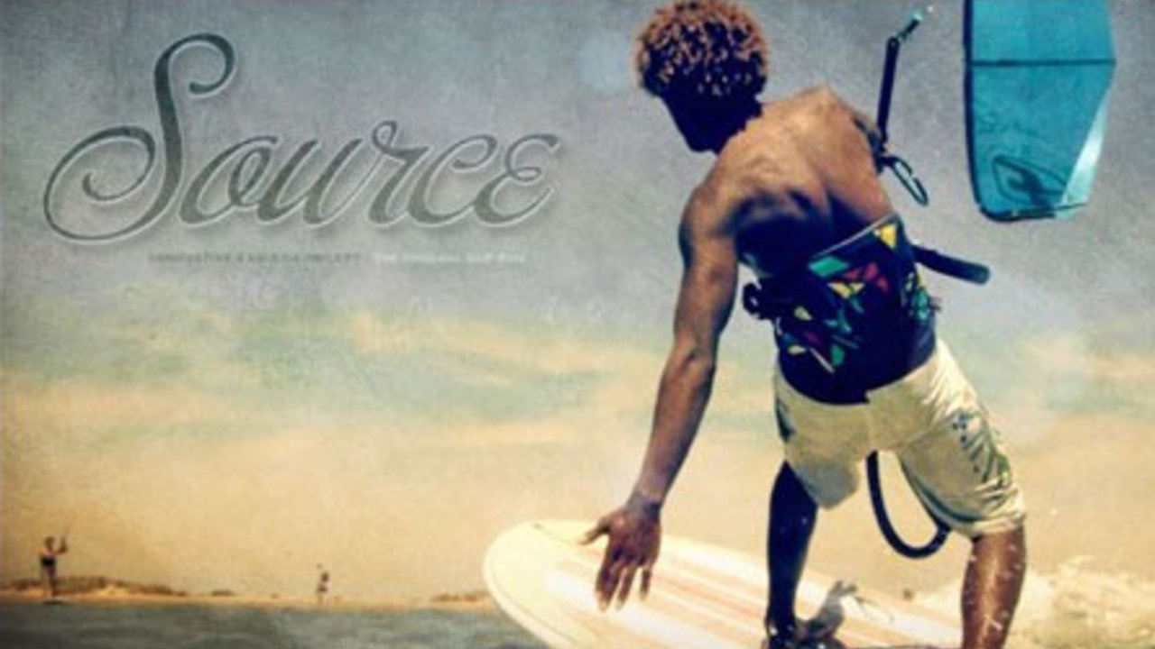 "Video thumbnail for vimeo video Der neue, wirklich animierende Film zum SUP-Kite ""SOURCE"" von F-One – SUPERFLAVOR SURF MAGAZINE"