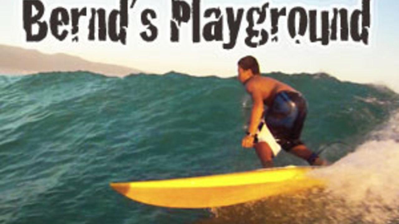 Video thumbnail for vimeo video Die Reize des Wave SUP – Video – SUPERFLAVOR SURF MAGAZINE