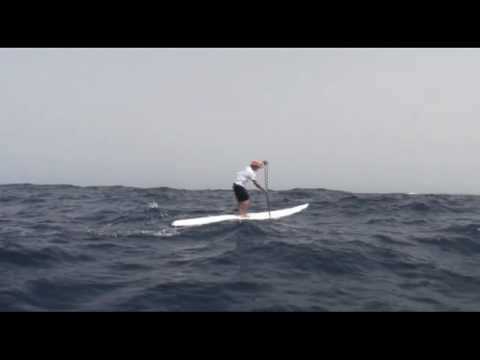 Video thumbnail for youtube video Erstes SUP Channel Crossing Lanzarote – Fuerteventura – SUPERFLAVOR SURF MAGAZINE