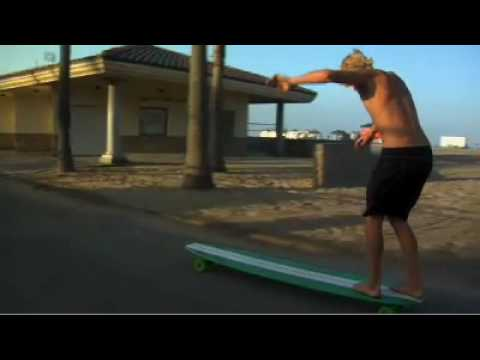 Video thumbnail for youtube video Hamboards -Longboard Surfing auf der Strasse – SUPERFLAVOR SURF MAGAZINE