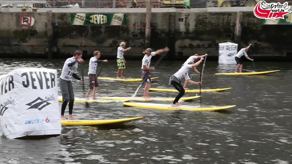 Video thumbnail for vimeo video Jever SUP World Cup Impressions – SUPERFLAVOR SURF MAGAZINE