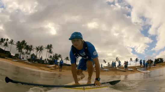 Molokai 2 Oahu Paddleboard World Championships 2013