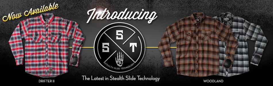 sector9 slide flannel