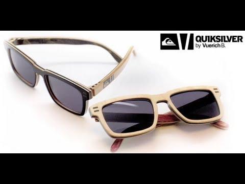 Video thumbnail for youtube video Sonnenbrillen aus recycelten Skateboards von Quiksilver – SUPERFLAVOR SURF MAGAZINE