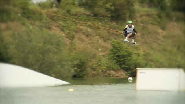 Video thumbnail for vimeo video The 50th Anniversary of Rixen Cableways – International Wakeboard Championship – SUPERFLAVOR SURF MAGAZINE