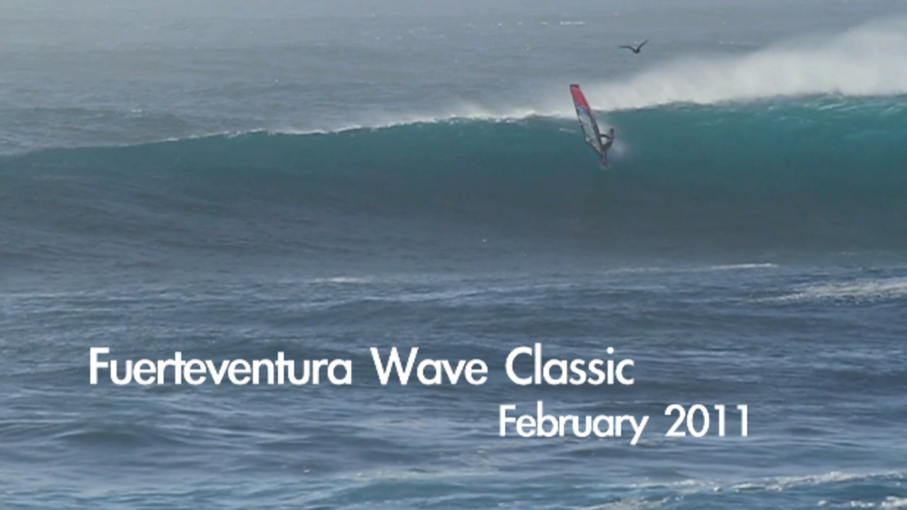 Video thumbnail for vimeo video Video Fuerteventura Wave Classic 2011 – SUPERFLAVOR SURF MAGAZINE