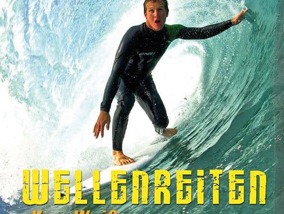 wellenreiten – surfen lernen mit frithjof Gauss