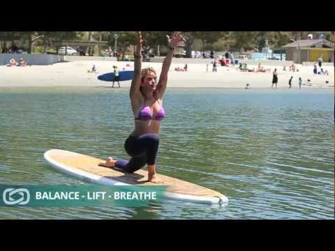 Video thumbnail for youtube video Yoga SUP Workout Basics mit Sarah Tiefenthaler – SUPERFLAVOR SURF MAGAZINE