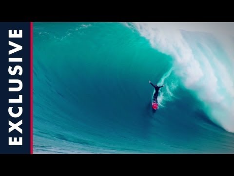 Video thumbnail for youtube video 50ft Monster Wellen @ Jaws – Positively Kai Video Episode 17 – SUPERFLAVOR SURF MAGAZINE