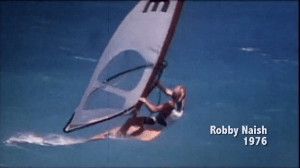 robby naish retro