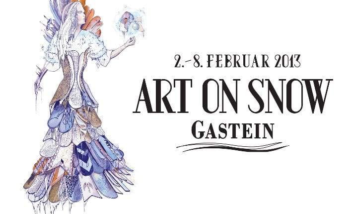 art on snow 2013
