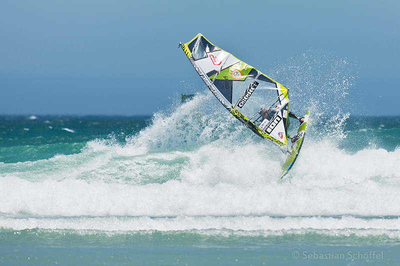 Chiemsee Windsurf Team Fabian Weber