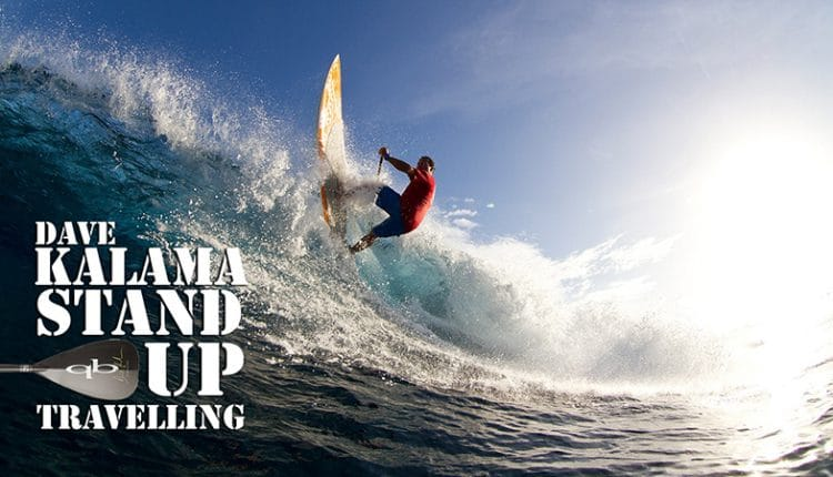dave kalama stand up travelling episode1
