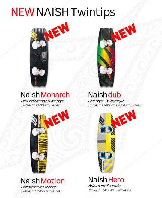 naish 2013 twintip overview