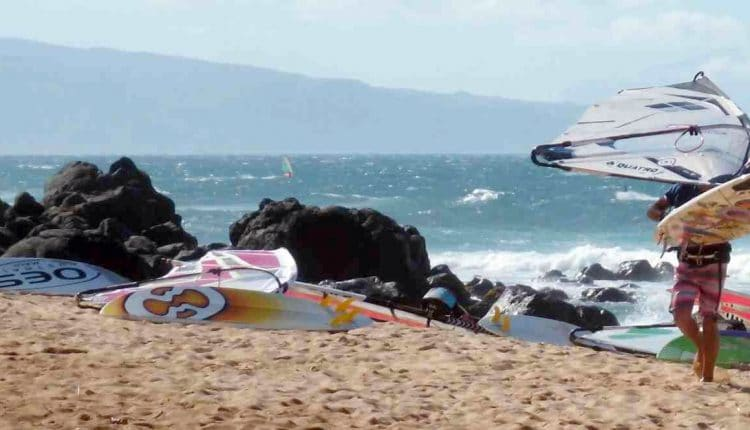 jenny surft maui windsurf adventures superflavor