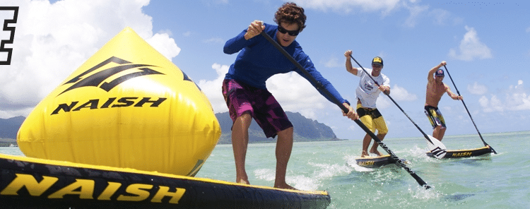 Naish ONE – Das Inflatable Touring SUP Board