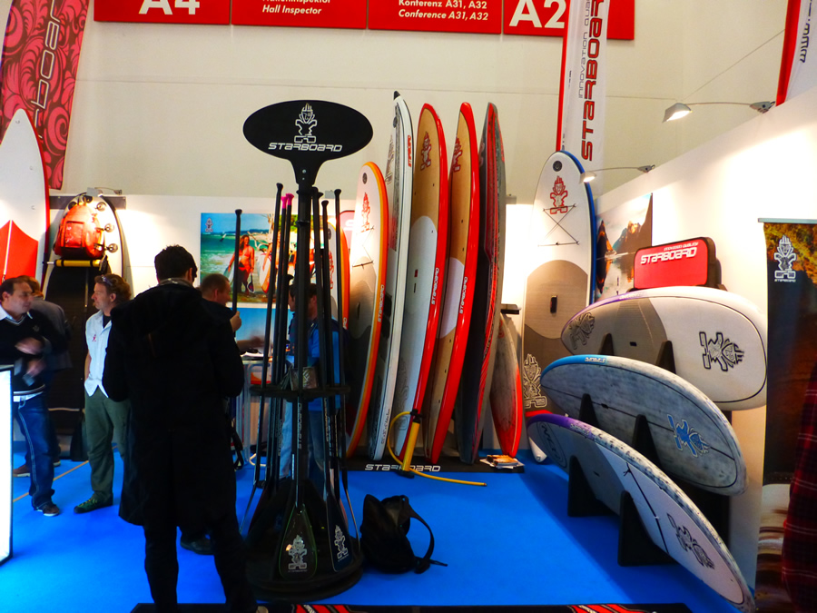 starboard sup area isp munich 2013 07