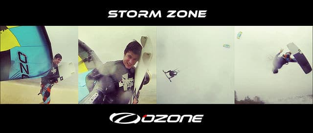 storm zone kitesurf video