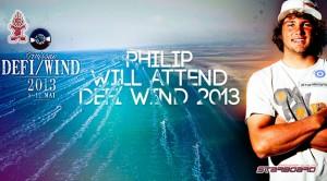 Philip Koester Defi Wind 2013