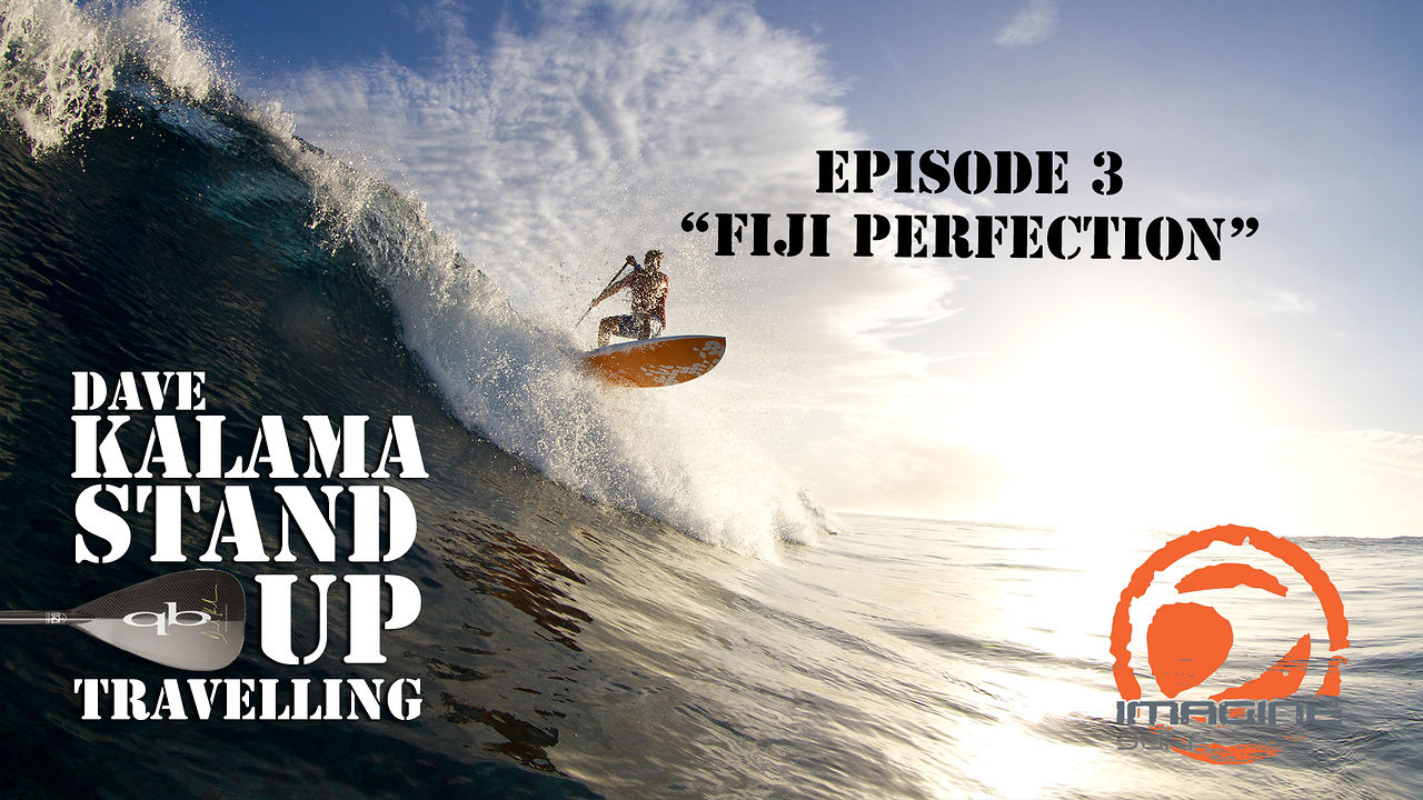 Video thumbnail for vimeo video Dave Kalama – Stand Up Travelling SUP Video – Episode 3 – SUPERFLAVOR SURF MAGAZINE