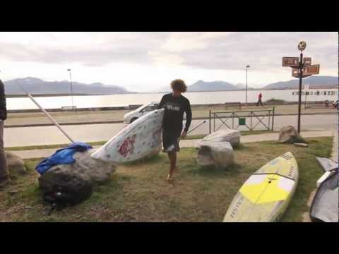 Stand Up World Series 2013 – Magallanes Paddle Challenge Finale