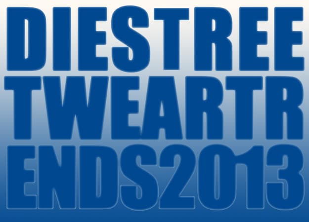 streetweartrends 2013
