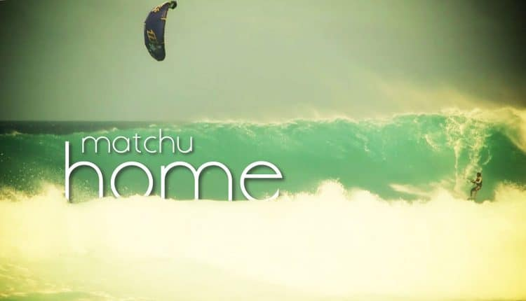 matchu lopes kitesurf video