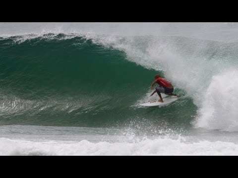 Video Highlights von Kelly Slaters Sieg bei den Quiksilver Pro Gold Coast