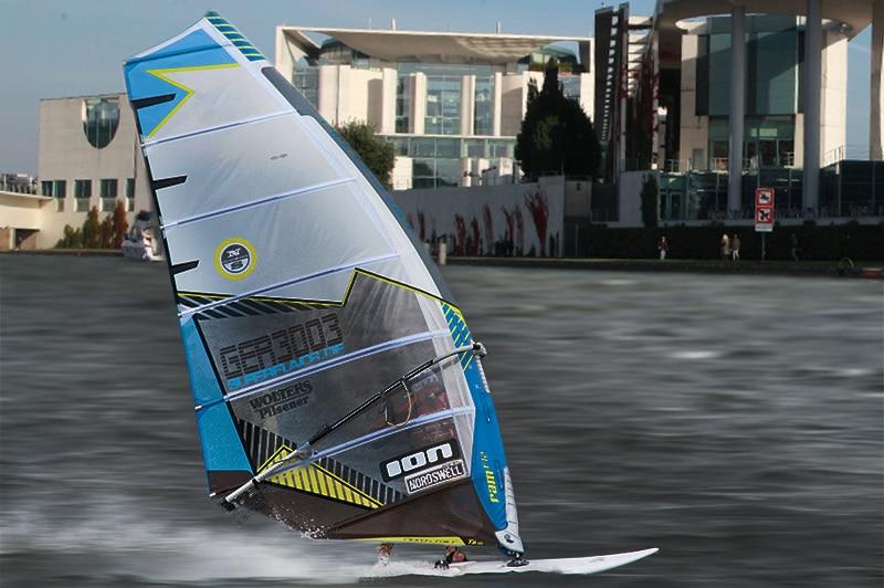 windsurfen in berlin ohne führerschein