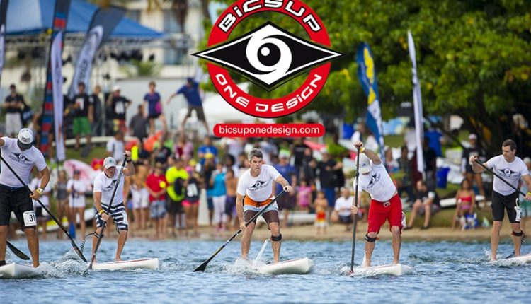 bic sup onedeisgn sup race