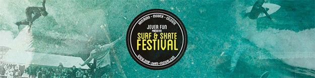 6th HAMBURG SURF & SKATE FESTIVAL