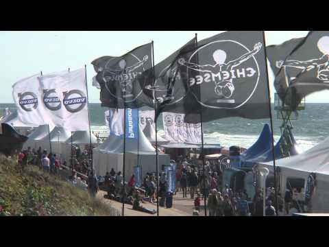 Video thumbnail for youtube video Volvo Surf Cup offen für internationale Starter – SUPERFLAVOR SURF MAGAZINE