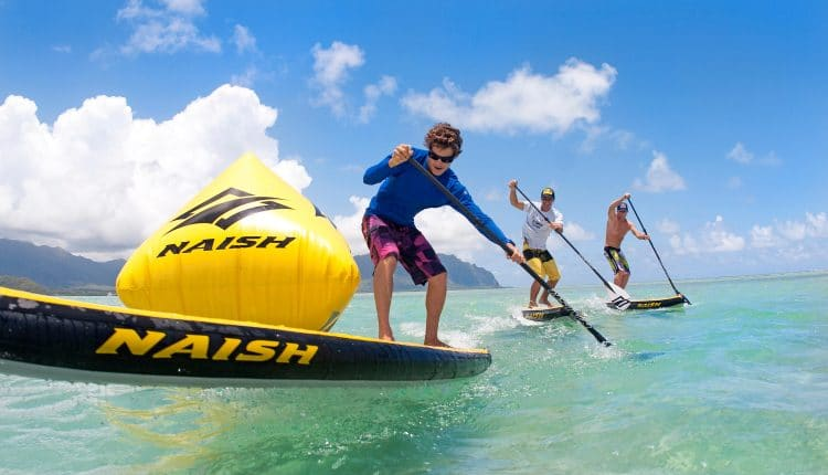 Naish ONE SUP Race Series Germany