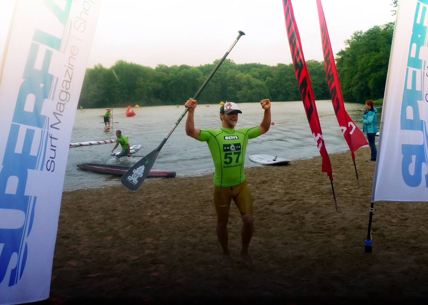 superflavor german sup challenge berlin 38